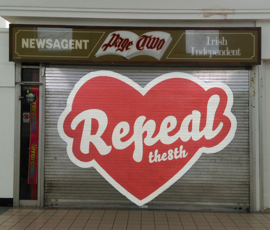 Repeal the 8th